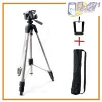 Tripod Excell Promoss for kamera DSLR + Holder U