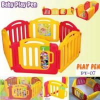 PAGAR MAIN BAYI/ANAK PLAY PEN (PY-07)