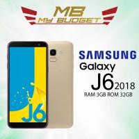 Samsung Galaxy J6 2018 - Garansi Resmi SEIN