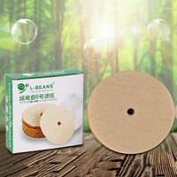 100PCS Coffee Filter Papers For Vietnam Style Coffee Mug Cup Jug Coffe