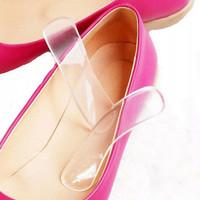 Pelindung kaki Silicone Gel Heel Cushion protector Shoe Insert