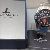 Jam Tangan Jacque Martin 3143MF ORIGINAL