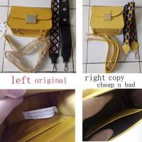 Tas selempang wanita sling bag cewek branded merk brand zara original