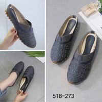 *Sepatu KeLsey Loafers Flat 518-273* #11 ORIGINAL BRAND Heels 2.5cm M