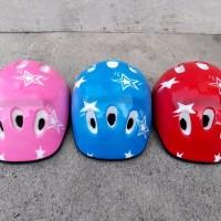 Helm Anak Sepatu Roda Pelindung Kepala Sepeda Helem Skateboard