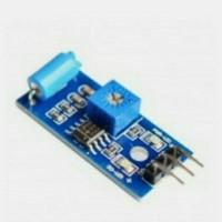Modul Sensor Getar SW420 untuk Alarm Motor Mobil Gempa Vibration
