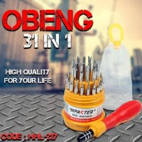 Harga Obeng Set Handphone Travelbon.com