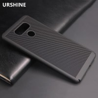 Hardcase Anti Heat Ultra Slim Coolmesh Cover Case Casing HP Oppo A37