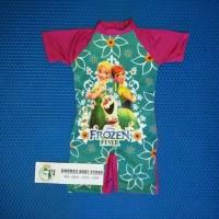 Baju Diving 1-4th Terusan Balita Perempuan / Baju Renang Anak Balita