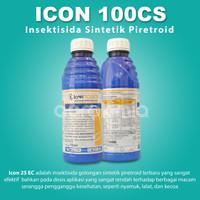 Obat Basmi Nyamuk dan Serangga Icon 100CS 1 Liter