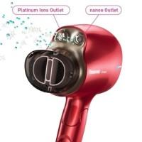 TERBARU Panasonic Hair Dryer nanoe and Ion EH NA45 Pengering Rambut k