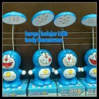 Lampu Belajar /Meja Baca Led Karakter Doraemon Hello Kitty Keropi