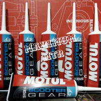 OLI GARDAN MOTUL SCOOTER GEAR(120ML)SAE 80W-90/FOR ALL MATIC/ORISINIL