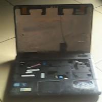 CASING LAPTOP TOSHIBA P745-54102 BEKAS MASIH MULUS BANGET