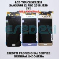 LCD TOUCHSCREEN SAMSUNG J2 PRO J2 2018 J250 TFT BISA KONTRAS KD-002883