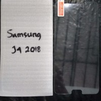 Tempered Glass Samsung J4 2018 New