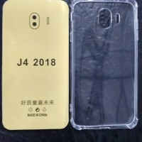 Anti Crack Silikon Samsung J4 2018 NEW