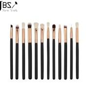 JBS New York makeup brush / 12 brush eyerush gold / K - 046