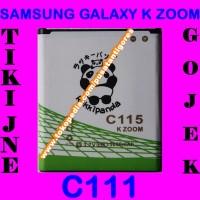 Baterai Samsung Galaxy K Zoom C111 Rakkipanda Batrai Batre Battery