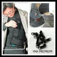 Tas Promo Gadget Pundak Bahu Army Polisi Fbi Agen 007 Bag Organizer -