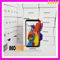 [HP MURAHH!!] Evercoss M53 Full Display 4G LTE - Ram 1GB 8GB - Fingerp
