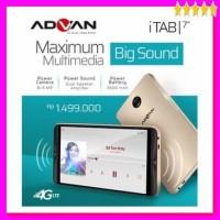 [HP MURAHH!!] Advan iTAB 4G LTE - Ram 2Gb/16GB - Garansi Resmi