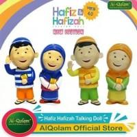 Hafizah Talking Doll New Versi 4.0 Original