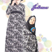Gamis Couple - Gamis Helian - Jeehana - Dress Couple - Couple Muslim