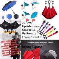 Aimi Payung Terbalik by Remax / Upside Down Umbrella
