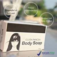 Body Soap Gluta Pancea BPOM