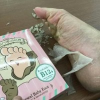 HANAKA Baby Foot Mask [ masker Kaki hanaka ]