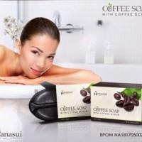 Hanasui Coffee Soap BPOM / SABUN KOPI HANASUI BPOM