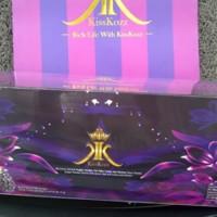 [ Box Besar isi 30 sch ] KissKozz Slim Secret - Serbuk Anggur greentea
