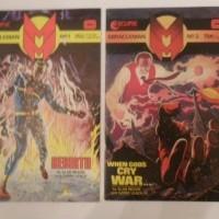 Komik Import Vintage / jadul Miracleman-1985-1- 2