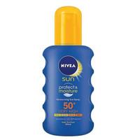 Nivea Sun Protect & Moisture Refresh Sun Spray Sunblock SPF 50
