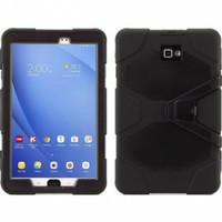 Samsung Galaxy Tab A 10.1 A6 P585Y Full Body Armor Case Casing Cover