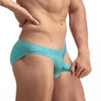 CNCD MEB422 Male panties cotton temptation fun low-waist jj elephant