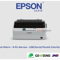 PRINTER KASIR EPSON LX-310 ( DOT MATRIX )