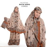Jual Mukena Rayon Bali Batik Keris Murah