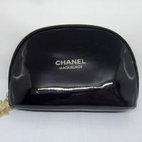 pouch chanel original tempat kosmetik cosmetic case chanel vip gift