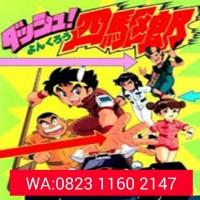 Harga jual dvd anime dash yankuro   antitipu.com