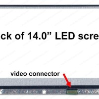 LCD LED 14.0 Laptop Lenovo Ideapad 100-14 Series 100-14IBY 100-14IBD
