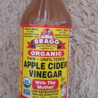 BRAGG Apple Cider Vinegar 473 ml / cuka apel Organic Raw Unfiltered