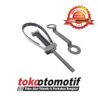 Flexible Flywheel Holder & Coupling Nut Wrench (34 x 39) GRIP-ON