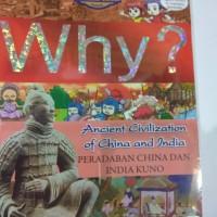 Komik Sejarah Dunia Peradaban China dan India Kuno