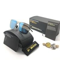 TERLARIS Kacamata Porsche Design 8641 lensa polarized