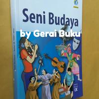 Buku Seni Budaya Kelas 9 SMP Revisi 2018