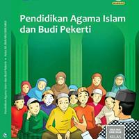 Buku Agama Islam Kelas 12 SMA / XII SMA Revisi 2018