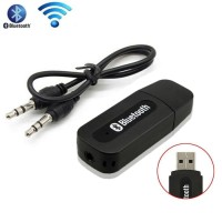 WIRELESS STEREO AUDIO RECEIVER BLUETOOTH ADAPTER USB / USB BLUETOOTH