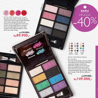The ONE Blend Palette Eye Shadow